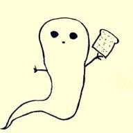 A Ghost With Toast
