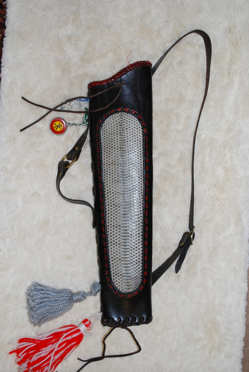 Side style quiver