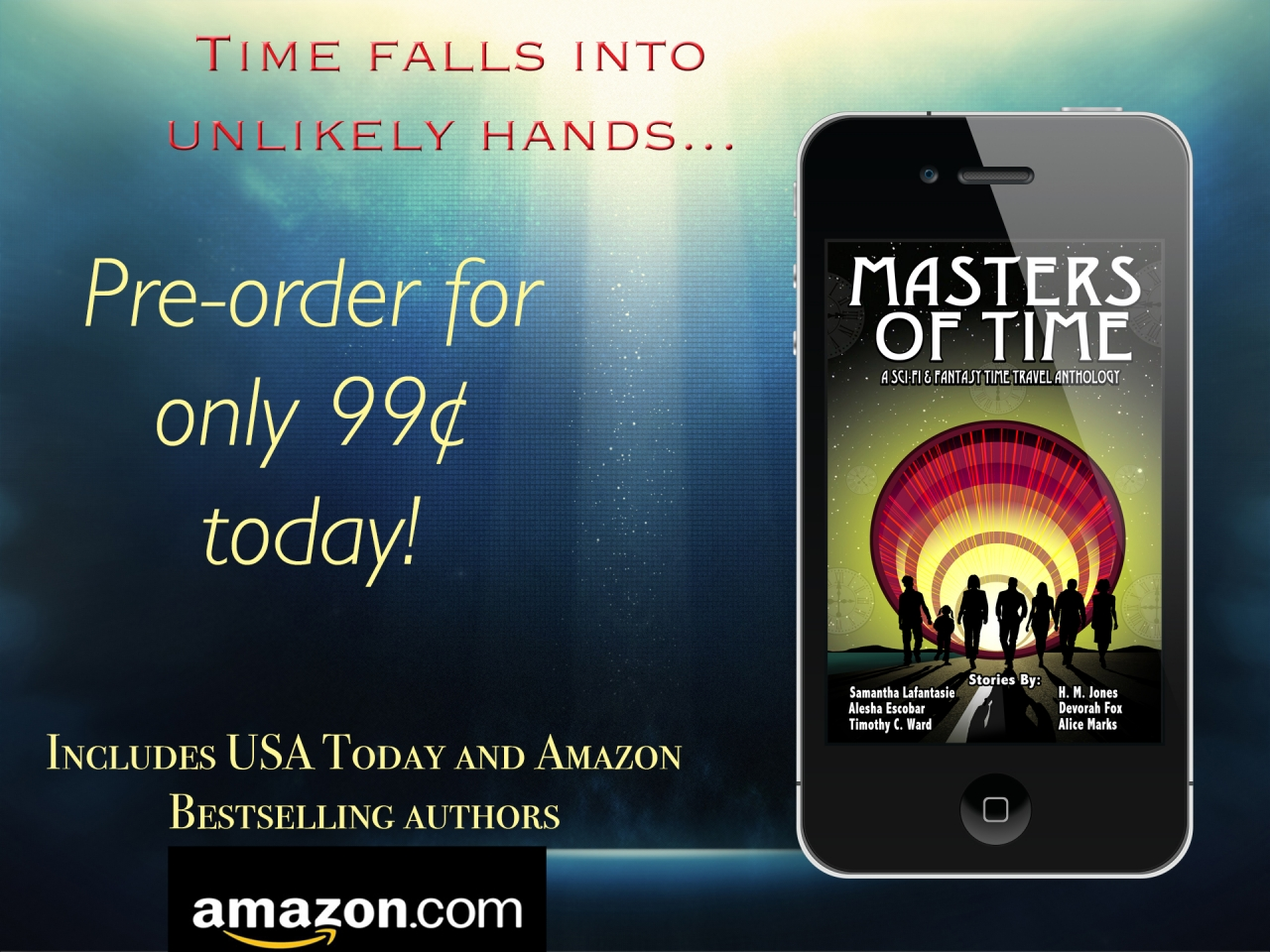 Masters of Time